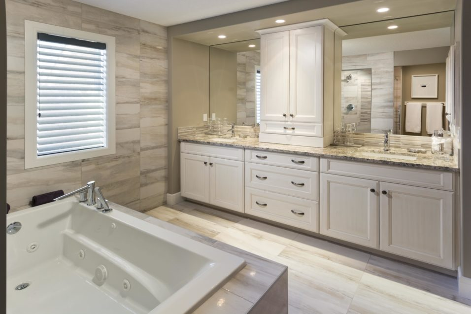 Morrison Homes Mahogany Georgetown Showhome Ensuite2 2014