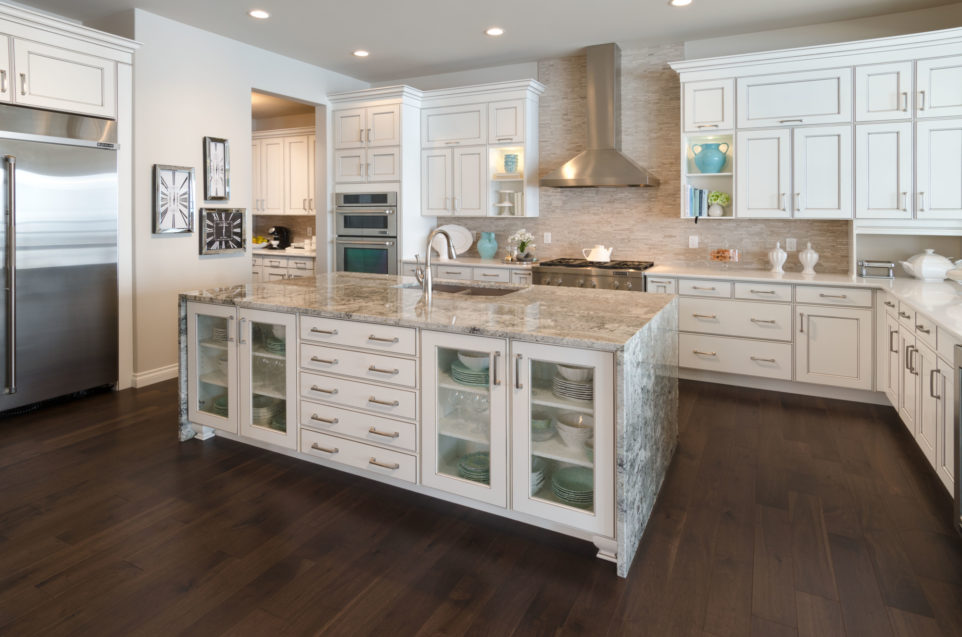 Morrisonhomes Mahogany Savannah Showhome Kitchen 2013