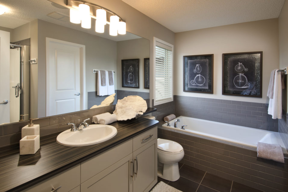 Morrisonhomes Nolanhill Harlow Showhome Ensuite 2014