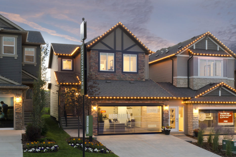Morrisonhomes Nolanhill Harlow Showhome Exterior 2014