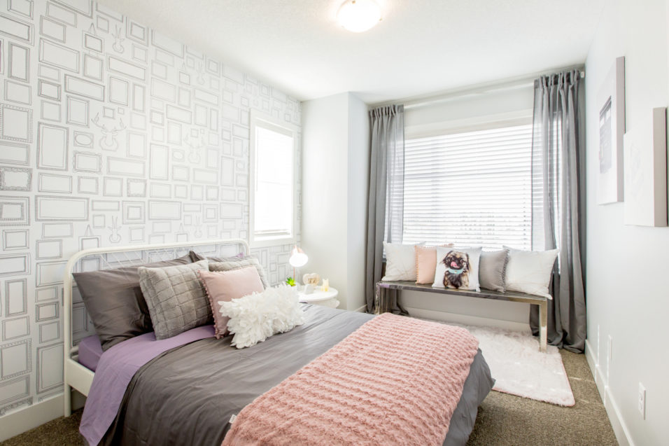 Morrisonhomes Paisley Harlow Showhome Bedroom 2018