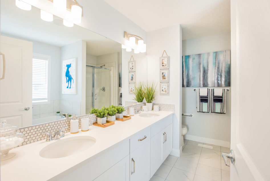 Morrisonhomes Paisley Harlow Showhome Ensuite 2018