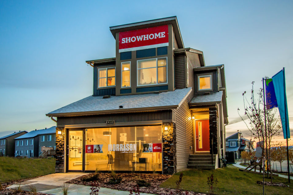 Morrisonhomes Paisley Harlow Showhome Exterior 2018