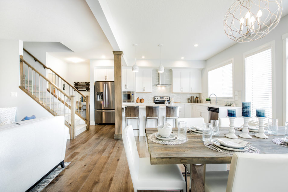 Morrisonhomes Paisley Harlow Showhome Kitchen Diningroom 2018