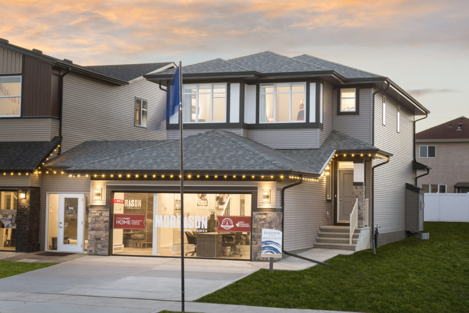Morrisonhomes Solstice Harrison Showhome Exterior 2018