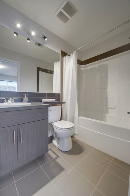Morrisonhomes Solstice Kennedy Showhome Ensuite 2015