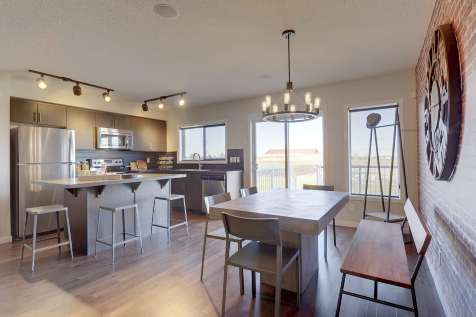 Morrisonhomes Solstice Kennedy Showhome Kitchendining 2015