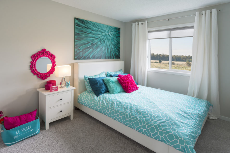 Morrisonhomes Walkersummit Chelseashowhome Bedroom 2016