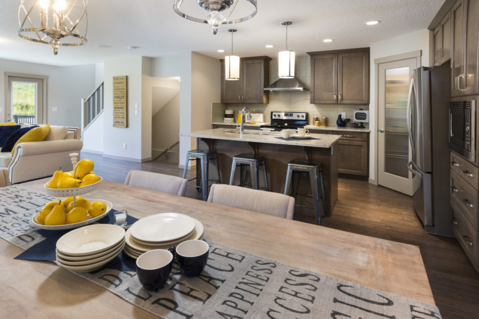 Morrisonhomes Walkersummit Parker Showhome Diningkitchen 2016