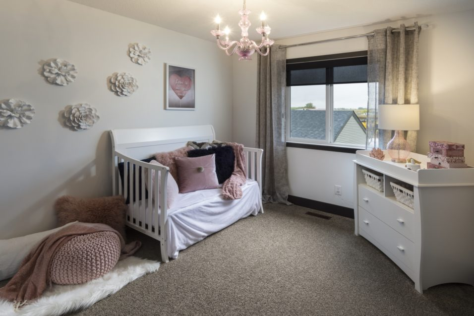 Morrisonhomes Walkersummit Sutton Showhome Bedroom 2017