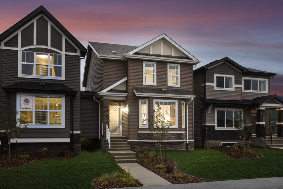 Morrisonhomes Walkersummit Sutton Showhome Exterior 2017